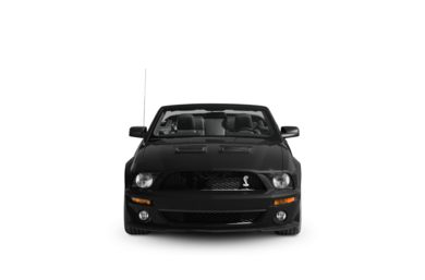 Surround Front Profile  2008 Ford Shelby GT500
