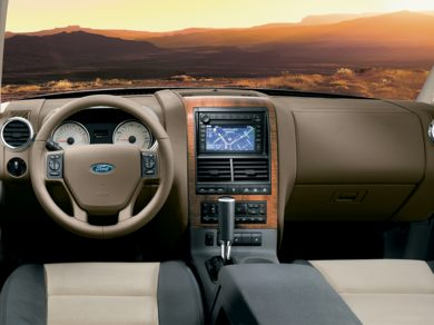 oem interior primary 2008 ford explorer