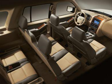 oem interior 2008 ford explorer