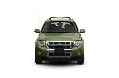 Surround Front Profile  2008 Ford Escape Hybrid