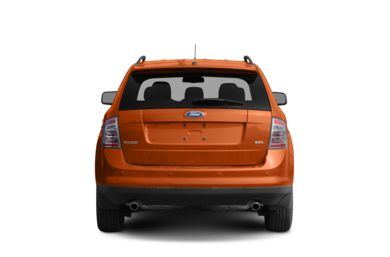 Rear Profile  2008 Ford Edge