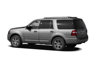 Surround 3/4 Rear - Drivers Side  2008 Ford Expedition