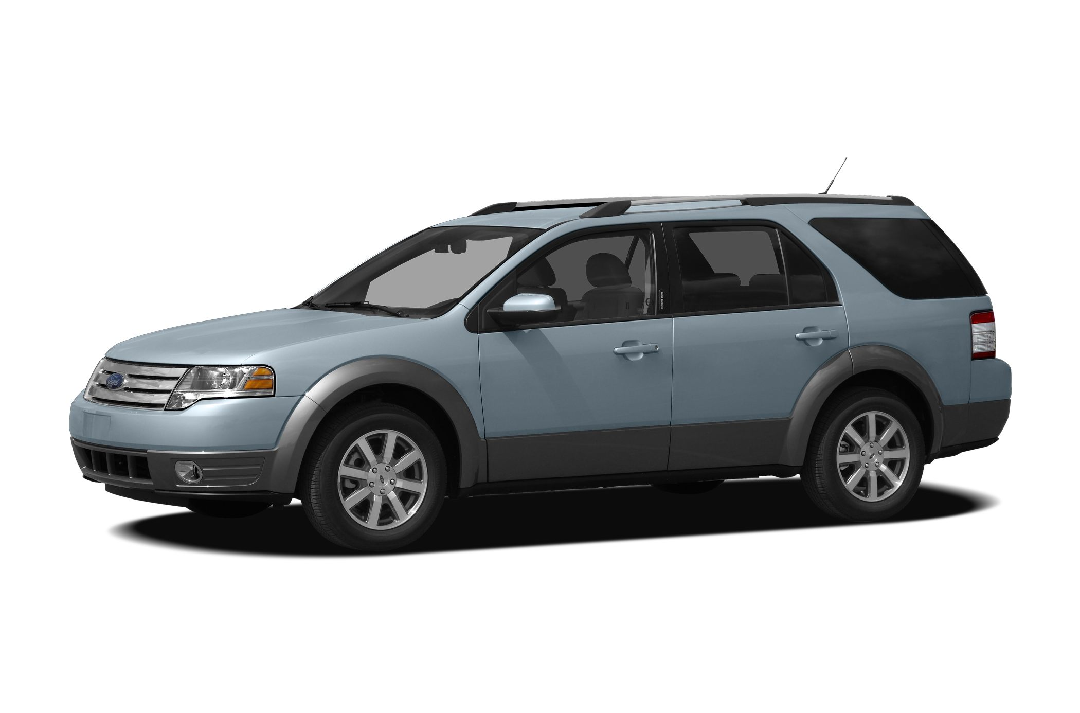 See 2008 Ford Taurus X Color Options - CarsDirect