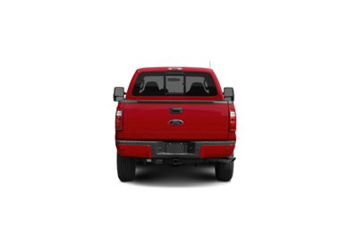 Surround Rear Profile 2008 Ford F-250