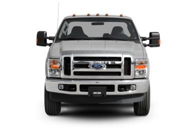 Grille  2008 Ford F-350