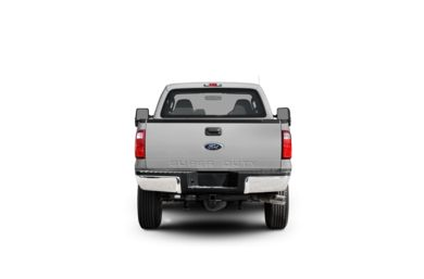Surround Rear Profile 2008 Ford F-350