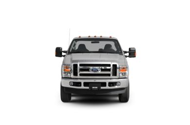 Surround Front Profile  2008 Ford F-350