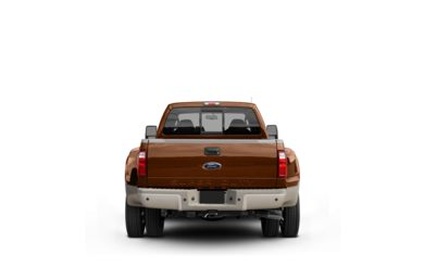 Surround Rear Profile 2008 Ford F-450