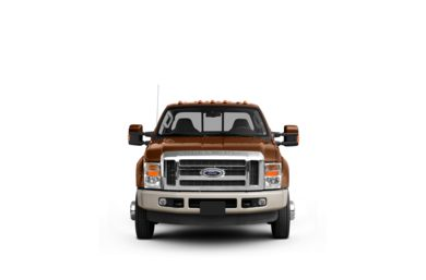 Surround Front Profile  2008 Ford F-450