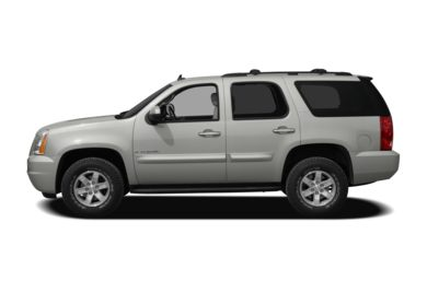90 Degree Profile 2008 GMC Yukon