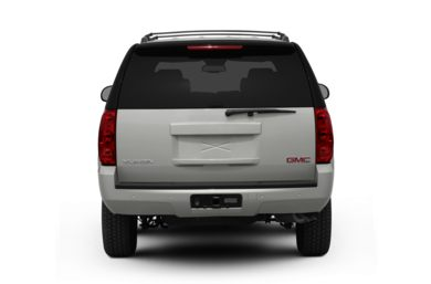 Rear Profile  2008 GMC Yukon