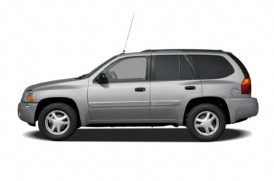 90 Degree Profile 2008 GMC Envoy
