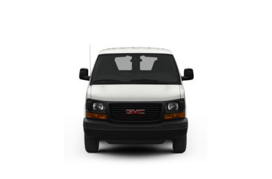 Surround Front Profile  2008 GMC Savana
