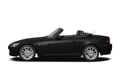 90 Degree Profile 2008 Honda S2000