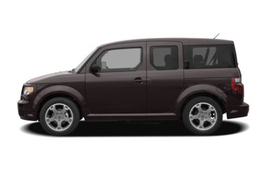 90 Degree Profile 2008 Honda Element