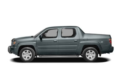 90 Degree Profile 2008 Honda Ridgeline