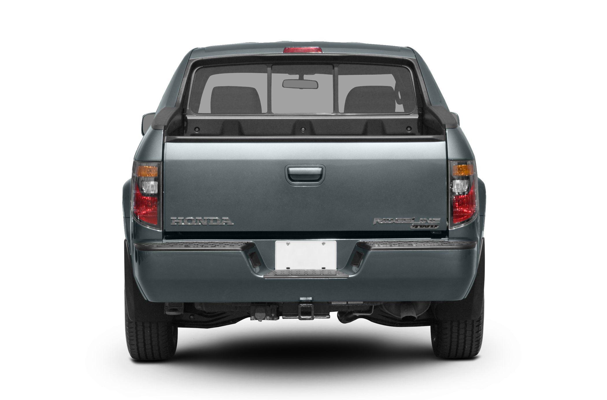 2008 honda ridgeline styles amp features highlights