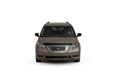 Surround Front Profile  2008 Honda Odyssey