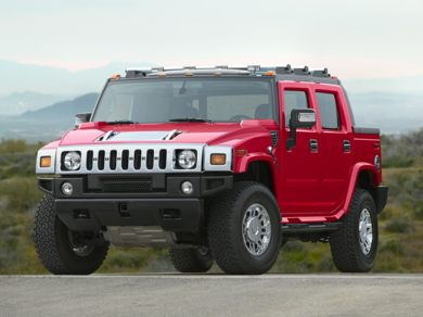 OEM Exterior Primary  2008 HUMMER H2 SUT
