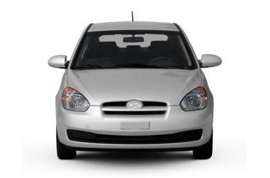 Grille  2008 Hyundai Accent