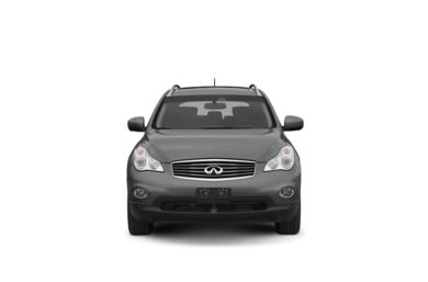 Surround Front Profile  2008 Infiniti EX35