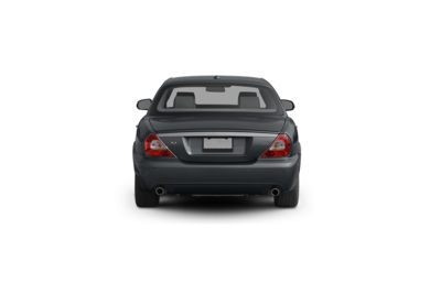 Surround Rear Profile 2008 Jaguar XJ