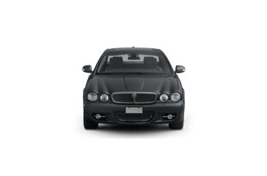 Surround Front Profile  2008 Jaguar XJ