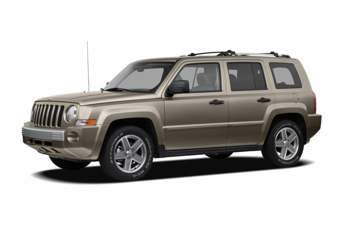 2008 jeep patriot specs safety rating mpg carsdirect. Black Bedroom Furniture Sets. Home Design Ideas