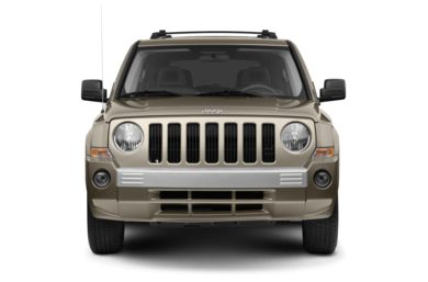 Grille  2008 Jeep Patriot