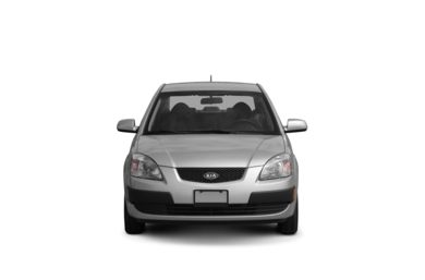 Surround Front Profile  2008 Kia Rio