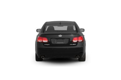 Surround Rear Profile 2008 Lexus GS 450h
