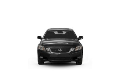 Surround Front Profile  2008 Lexus GS 350