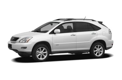 See 2008 Lexus Rx 350 Color Options Carsdirect