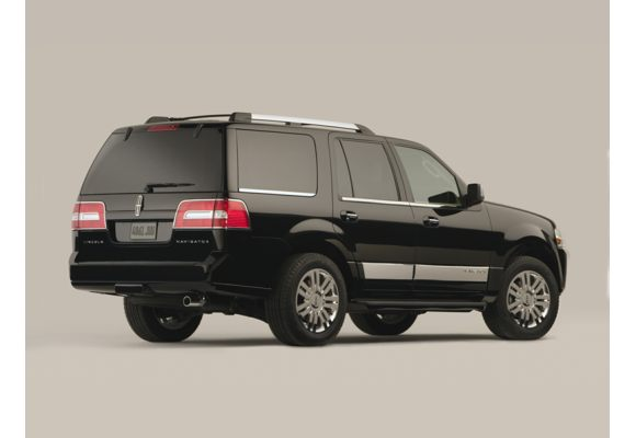 2008 Lincoln Navigator Pictures Photos Carsdirect
