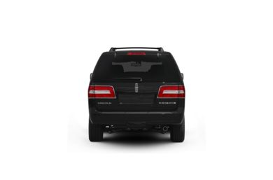 Surround Rear Profile 2008 Lincoln Navigator L