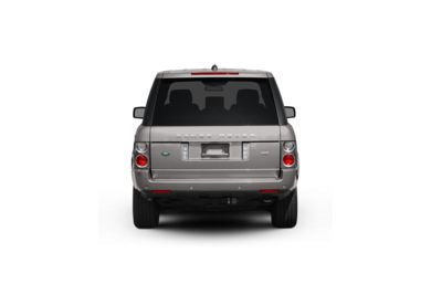 Surround Rear Profile 2008 Land Rover Range Rover