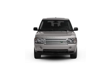 Surround Front Profile  2008 Land Rover Range Rover