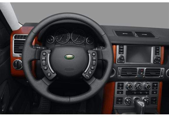 2008 land rover range rover pictures photos carsdirect. Black Bedroom Furniture Sets. Home Design Ideas