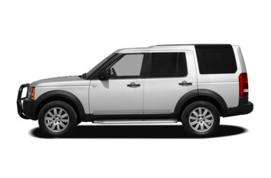 90 Degree Profile 2008 Land Rover LR3