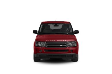 Surround Front Profile  2008 Land Rover Range Rover Sport