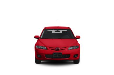 Surround Front Profile  2008 Mazda Mazda6