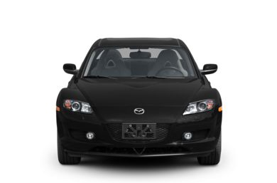 Grille  2008 Mazda RX-8