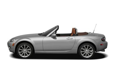 90 Degree Profile 2008 Mazda MX-5