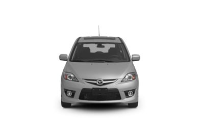 Surround Front Profile  2008 Mazda Mazda5