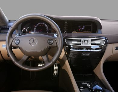 Steering Wheel  2008 Mercedes-Benz CL65 AMG