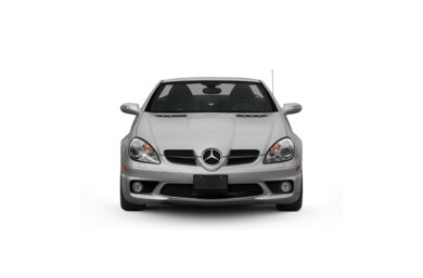 Surround Front Profile  2008 Mercedes-Benz SLK55 AMG