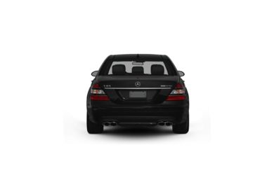 Surround Rear Profile 2008 Mercedes-Benz S65 AMG