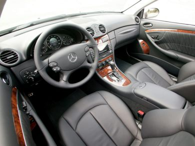 OEM Interior Primary  2008 Mercedes-Benz CLK350