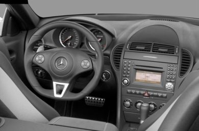 Steering Wheel  2008 Mercedes-Benz SLK280