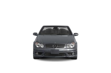 Surround Front Profile  2008 Mercedes-Benz CLK63 AMG